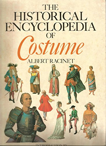 9781851709267: The Historical Encyclopedia of Costume