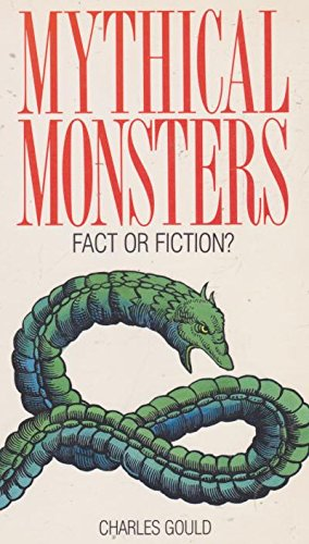 9781851709441: Mythical Monsters