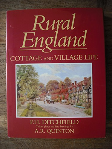 9781851709977: Rural England: Cottage and Village Life