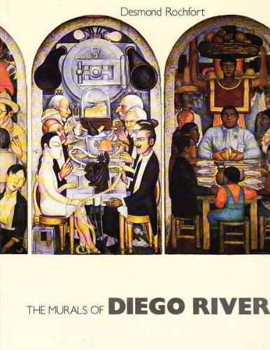 9781851720132: The Murals of Diego Rivera