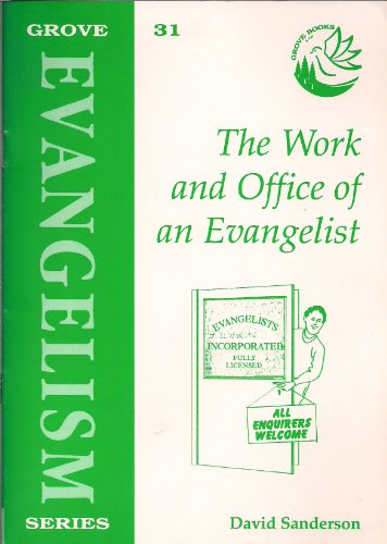 9781851742974: The Work And Office Of An Evangelist