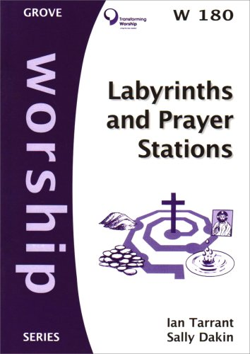 9781851745685: Labyrinths and Prayer Stations (Worship)
