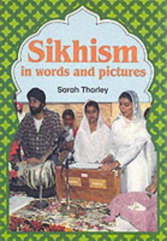 9781851750108: Sikhism in Words and Pictures (Words & Pictures)