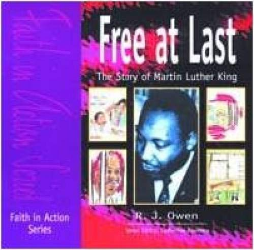 9781851751334: Free at Last: The Story of Martin Luther King (Faith in Action)