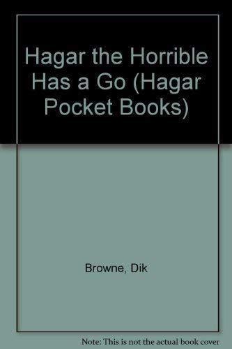 9781851760497: Hagar the Horrible Has a Go (Hagar Pocket Books)