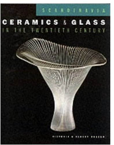 SCANDINAVIAN CERAMICS AND GLASS Twentieth century.