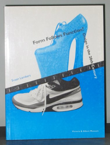 9781851771226: Design in the 20th Century: Form Follows Function? v. 2