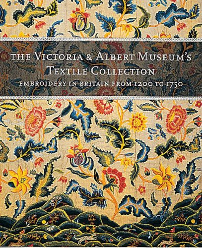 Victoria and Albert Museum's Textile Collection: Embroidery: Donald King, Santina