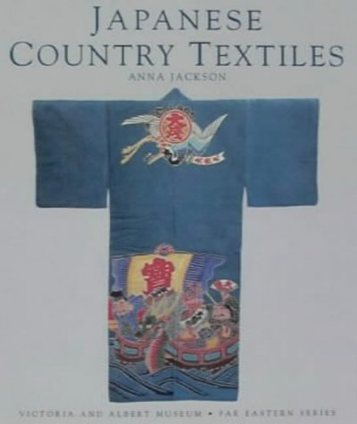 9781851772162: JAPANESE COUNTRY TEXTILES