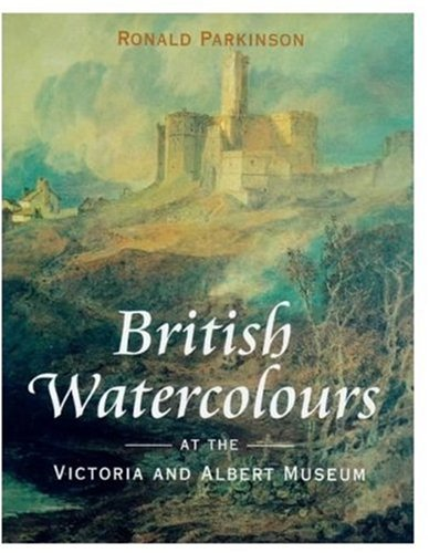 9781851772513: British Watercolours At the V&A Museum