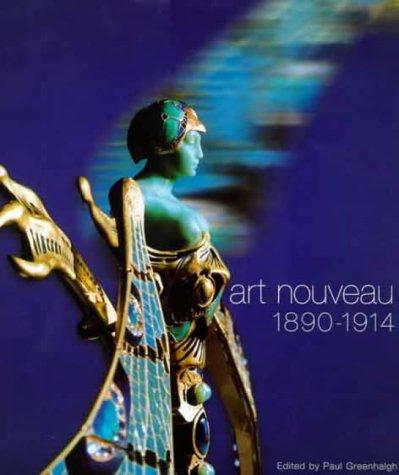 9781851772773: Art Nouveau, 1890-1914