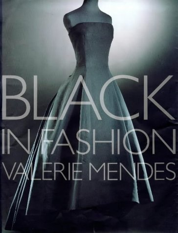 9781851772780: Black in Fashion