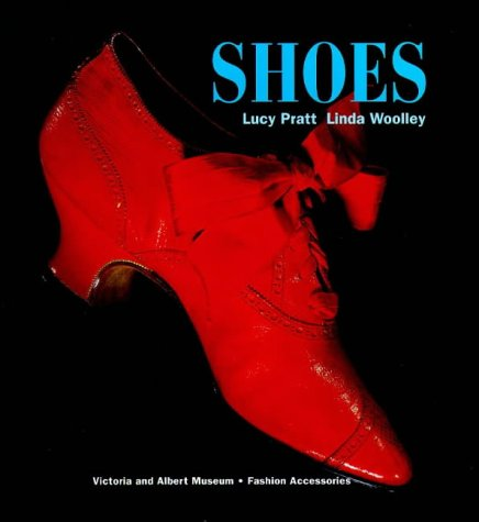 Shoes 9781851772858 From very long pointed toes in the Middle Ages to exotic creations of the 1990s, the story of footwear is a lively and evocative reflect