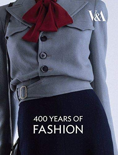 9781851773015: 400 Years of Fashion