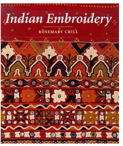 Indian Embroidery: Crill, Rosemary