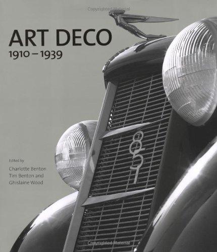 9781851773879: Art Deco 1910-1939