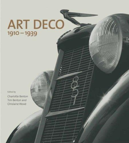 9781851773886: Art Deco 1910-1939