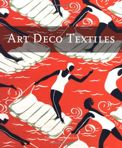9781851773916: Art Deco Textiles