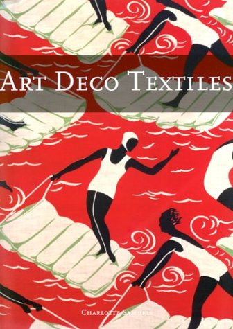 9781851773923: Art Deco Textiles