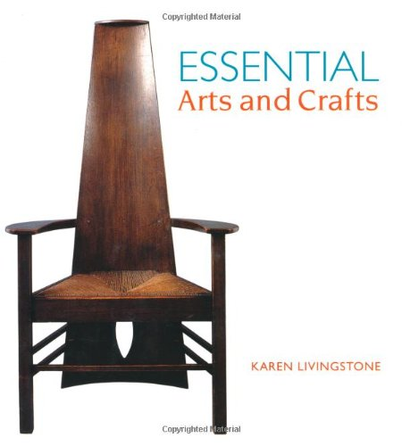 9781851774470: Essential Arts and Crafts