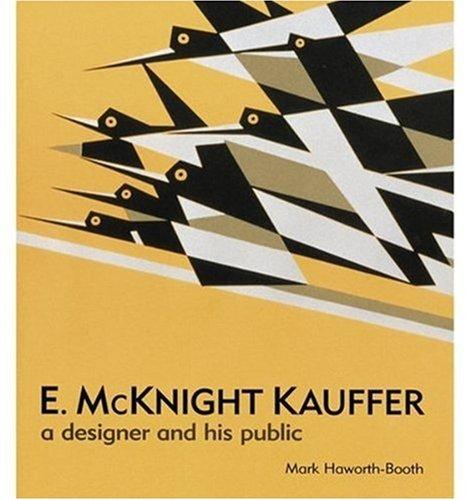 9781851774661: E. McKnight Kauffer: A Designer and His Public
