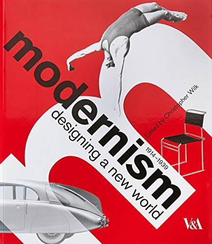 9781851774777: Modernism: Designing a New World: Designing a New World : 1914-1939