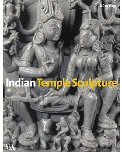 9781851775095: Indian Temple Sculpture