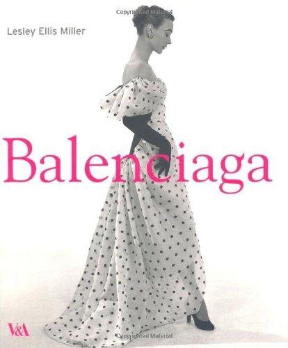 9781851775224: Balenciaga: 1895-1972: the Couturiers' Couturier