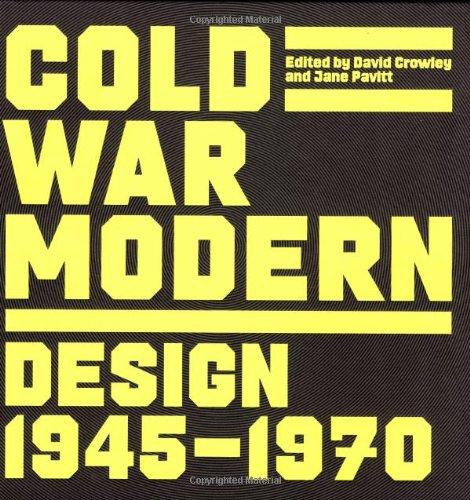 9781851775439: Cold War Modern: Design 1945-1970