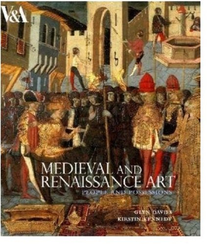 9781851775798: Medieval and Renaissance Art: People and Possessions