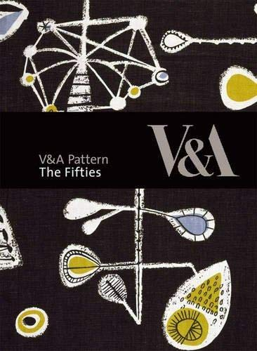 9781851775859: V&A Pattern: The Fifties: (Hardcover with CD)