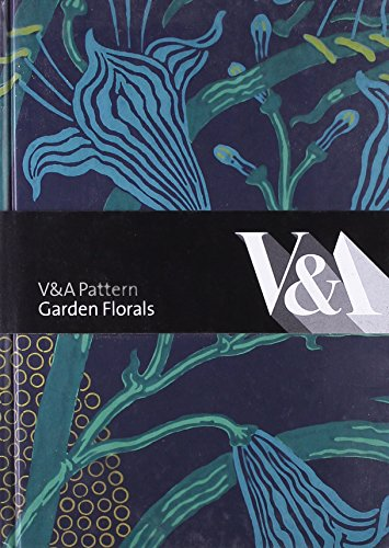 9781851775880: V&A Pattern: Secret Garden: (Hardcover with CD)