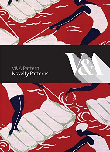 9781851775897: V&A Pattern: Novelty Patterns: (Hardcover with CD)