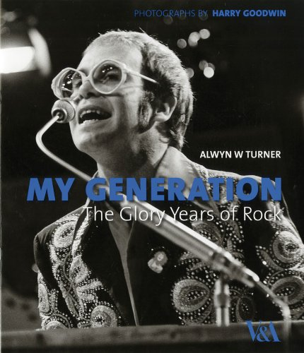 9781851775972: My Generation: The Glory Years of Rock