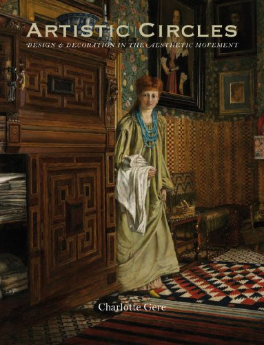 9781851776023: Artistic Circles: Design & Decoration in the Aesthetic Movement