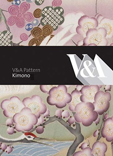 9781851776061: V&A Pattern: Kimono: (Hardcover with CD)