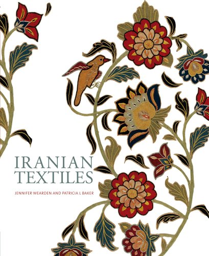 Iranian Textiles: Wearden, Jennifer; Baker, Patricia L.