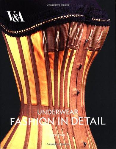 9781851776160: Underwear: Fashion in Detail