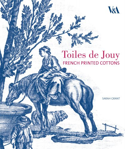 9781851776177: Toiles de Jouy: French Printed Cottons