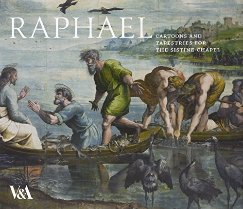9781851776344: Raphael: Cartoons and Tapestries for the Sistine Chapel