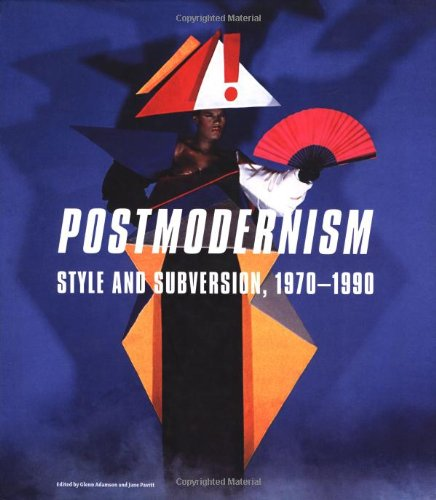 9781851776597: Postmodernism: Style and Subversion, 1970-1990