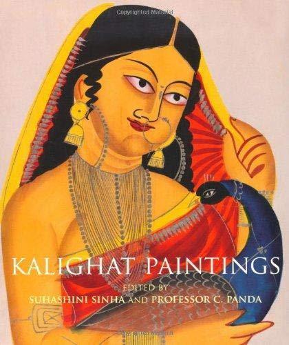 Kalighat Paintings (Paperback): Sinha Suhashini