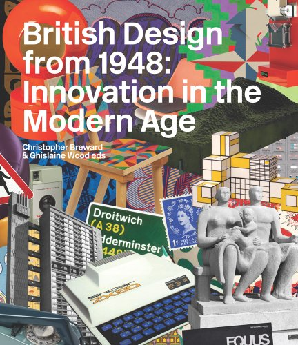 British Design from 1948: Innovation in the Modern Age (Hardback)
