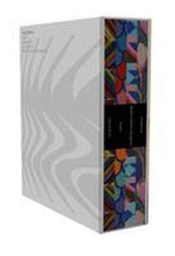 9781851776832: V&A Pattern: Boxed Set #4: British Designers, Heal's, Liberty, and Sanderson (Hardcovers with CDs)