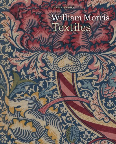 9781851777327: William Morris Textiles