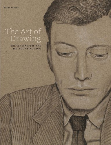 9781851777587: The Art of Drawing: British Masters and Methods Since 1600