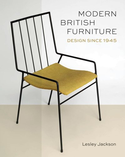 Modern British Furniture: Lesley Jackson