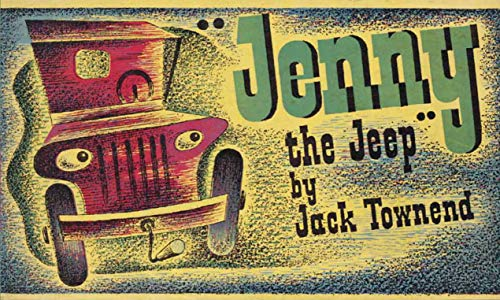 Jenny the Jeep: Jack Townend (author)
