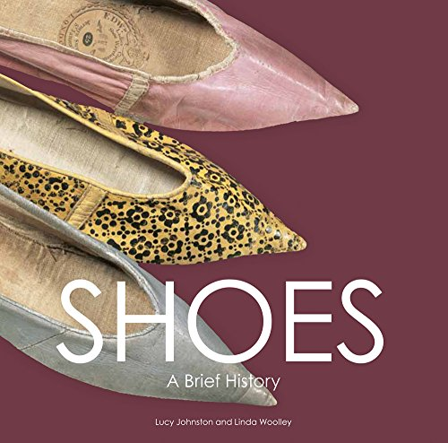 9781851778379: Shoes: A Brief History