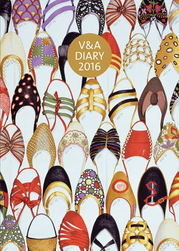 V & A Diary 2016 Shoes (Diaries 2016)